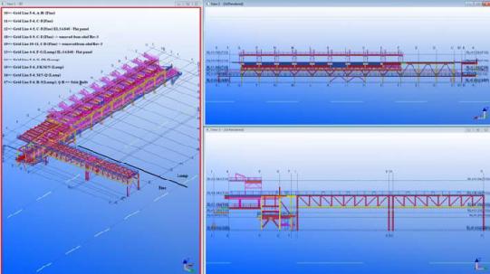 Roy Hill Project, Australia_3D Model